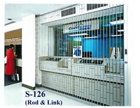 S-126 Bank Slider in Front of Counter